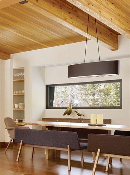 客厅吊顶设计改造图