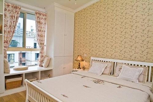 卧室窗台装修效果图 你值得拥有的高颜值飘窗图片