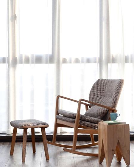 170平复式楼装修休闲沙发图片