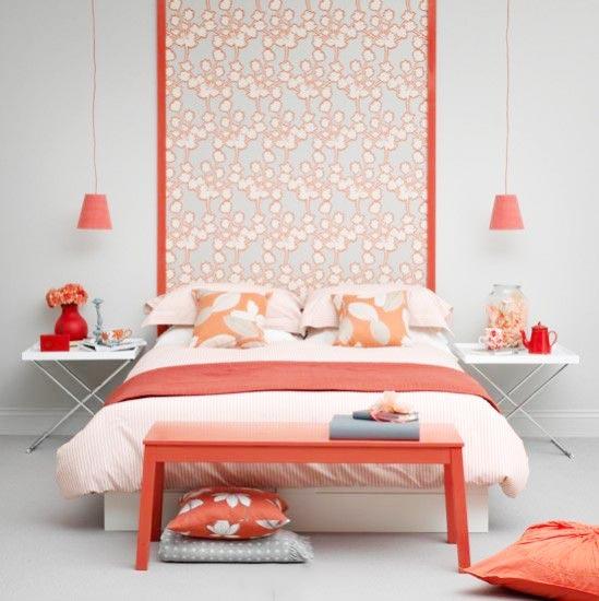 色彩拼接卧室设计图片大全