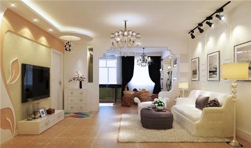 70平米两室一厅装修效果图大全 70平米打造灵动生活空间