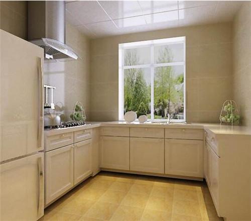 砖砌厨房装修效果图 巧用墙砖为你打造别致温馨厨房图片