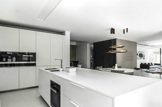 400平独栋别墅装修整体厨房装修