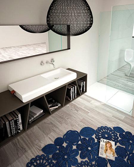 卫生间装修浴室柜图片