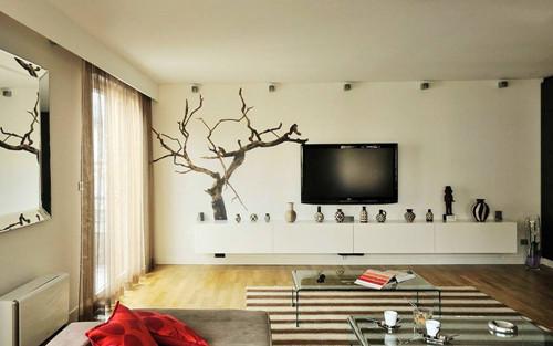 北欧风格电视背景墙效果图 与众不同的北欧风格