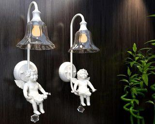 创意壁灯设计装修图片