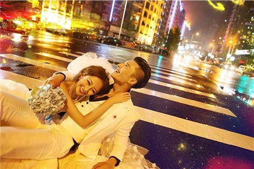 外灘婚紗攝影攻略 外灘夜景婚紗照怎么拍好看圖片