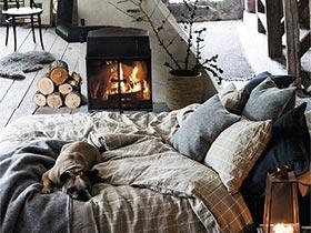 小小装饰家  10个卧室简易床头柜效果图