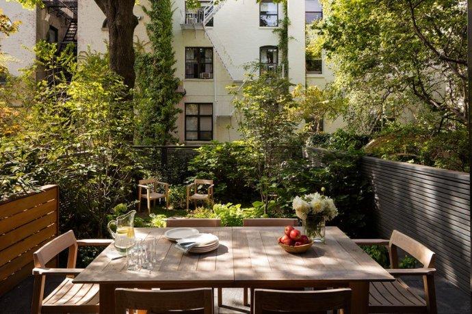 最美的阳台花园景观设计效果图 小编都惊呆了