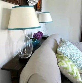 简约沙发装饰柜图片大全