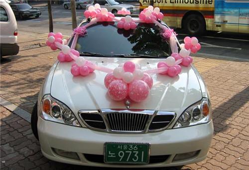 婚庆公司效果图_婚车气球布置图片图片展示_婚车气球布置图片相关图片下载