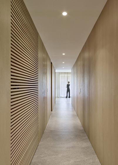 木质走廊设计装修图