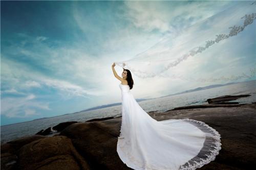 海边婚纱照图片唯美 海边婚纱照怎么拍好看