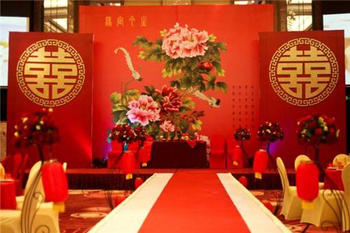 中式婚庆价格要多少钱 婚礼要准备哪些结婚用品