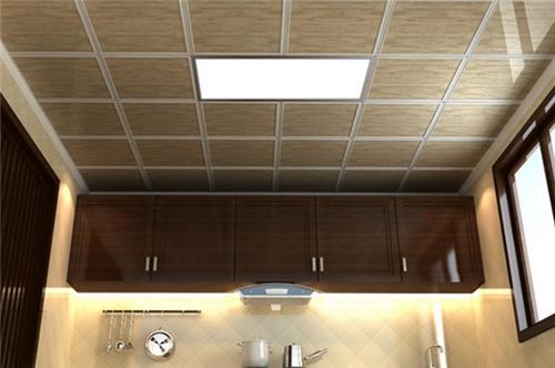 铝扣板吊顶装修效果图 铝扣板吊顶优缺点有哪些