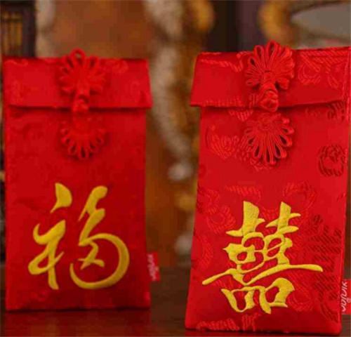 结婚红包祝福语大全推荐 结婚礼金祝福语范例图片