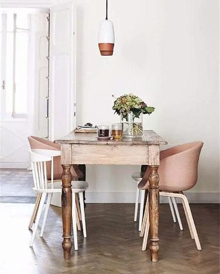 混搭风格餐厅椅子效果图