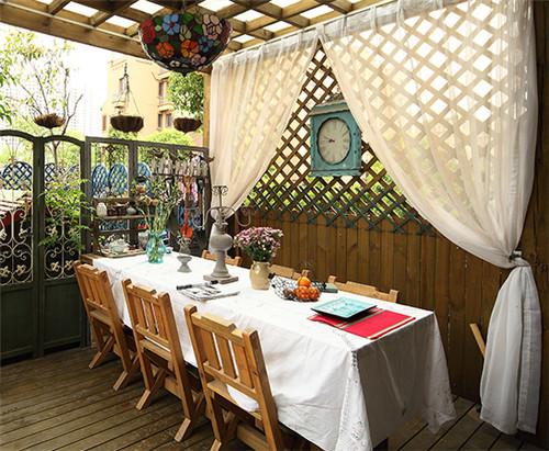 打造古樸自然的美式家居裝修效果圖【寶雞裝修半包價格】