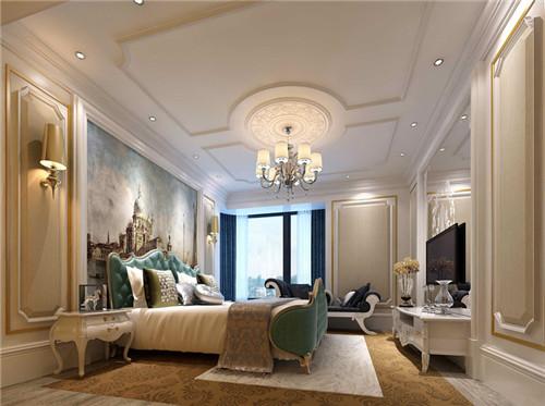 长方形卧室装修效果图大全 打造一个舒适休闲的睡眠空间