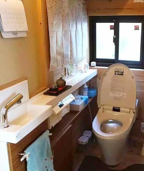 日式卫生间设计图片大全