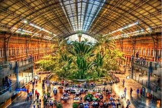 马德里火车站景观设计图