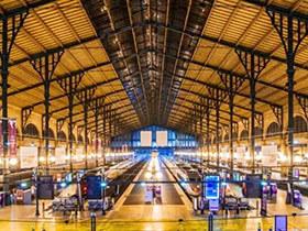 国外火车站设计装修效果图