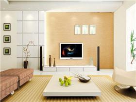 家庭客厅背景墙效果图 另类客厅背景墙装修设计