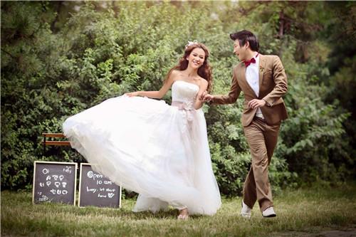 武汉婚纱摄影前十强有哪些 拍婚纱的时要注意什么