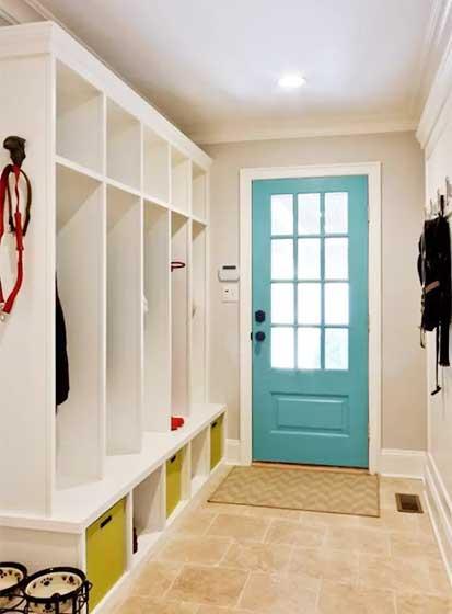 精美玄关柜设计装修图