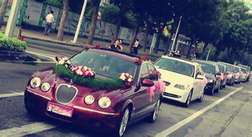 唐山婚车租赁哪家好 婚车租赁价格是多少