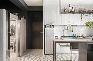 30平小户型单身公寓装修 精致的女子公寓4/10