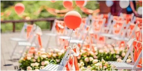 结婚气球怎么布置好看 2017结婚气球布置图片欣赏