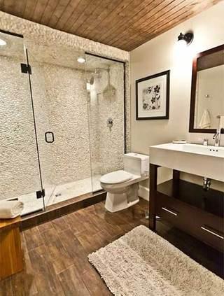 小户型卫生间设计平面图