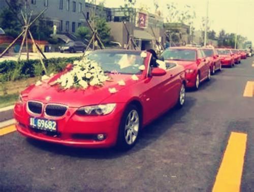 结婚车队价格表 选婚车的注意事项