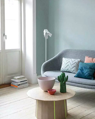 木质客厅茶几设计图