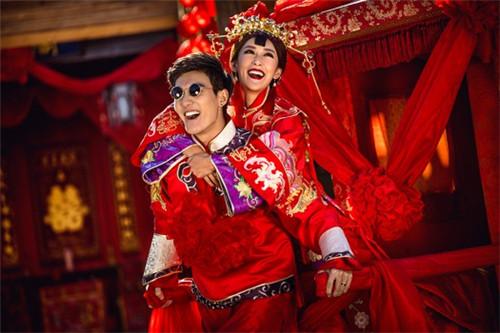 中式婚纱照图片欣赏 中式婚纱照风格有哪些