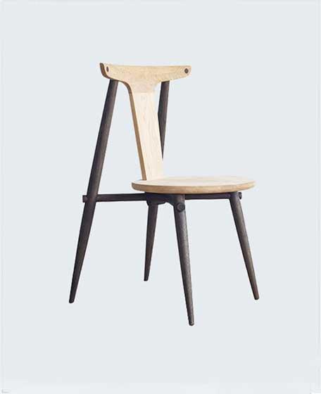 创意座椅设计i平面图