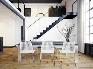 餐厅设计装修装饰效果图