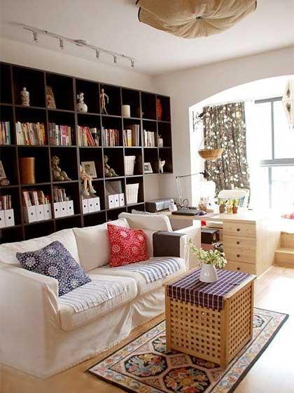 学好这四招,让小房子瞬间成为无敌阅览室!