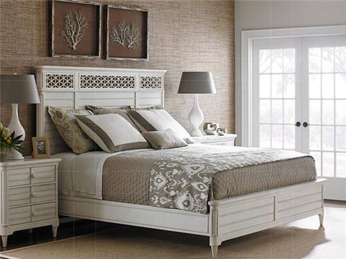 非凡客為你分享隨意不羈的美式床【寶雞裝飾公司】