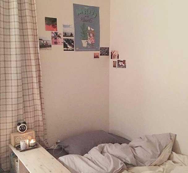 出租屋卧室装饰图片大全
