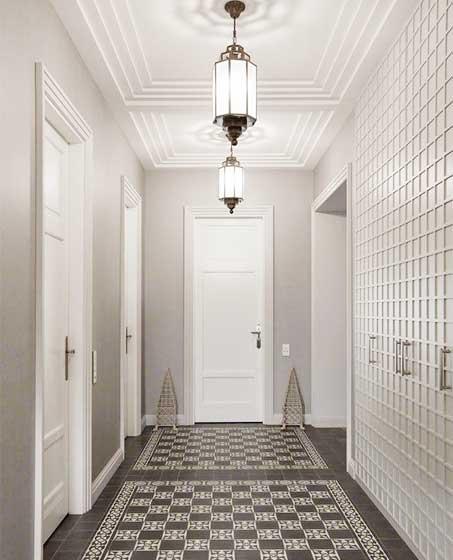 走廊设计装修欣赏图