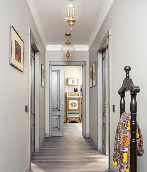 走廊设计布置设计参考图