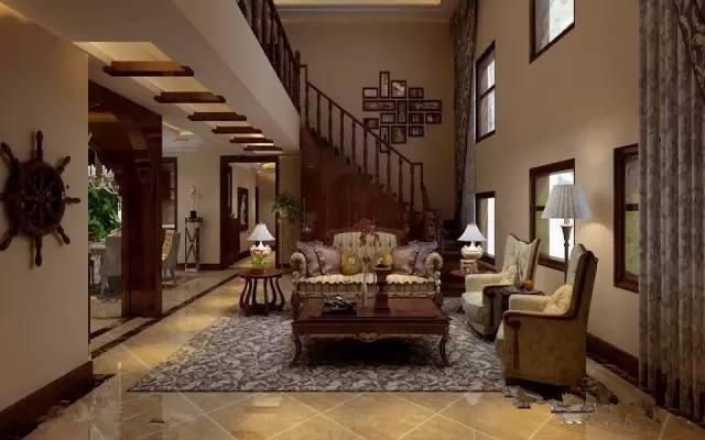 复式房装修效果图 打造与众不同的跃层住宅