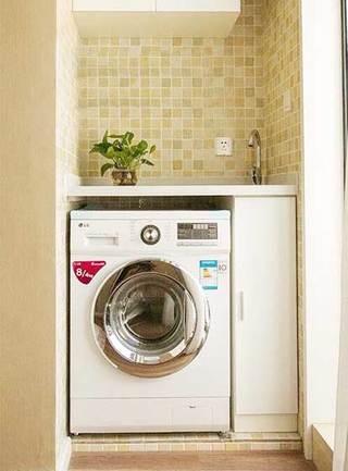 小户型洗衣房设计构造图