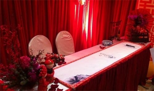 中式婚庆策划方案 中式婚礼如何布置好