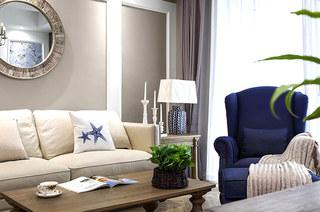 139平法式风格四居布艺沙发图片