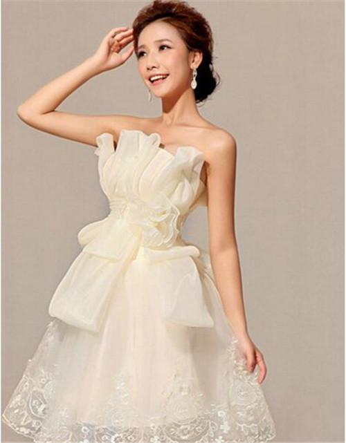 冬天结婚新娘敬酒服图片 冬天结婚穿什么敬酒服好___图片