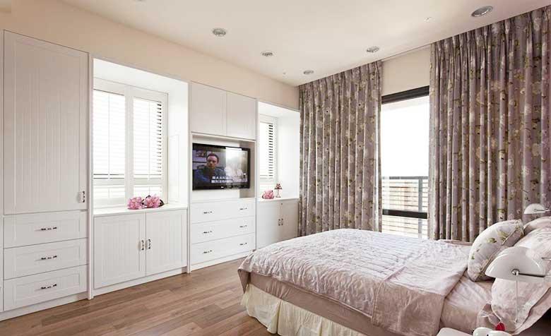 简约风单身公寓卧室图片大全