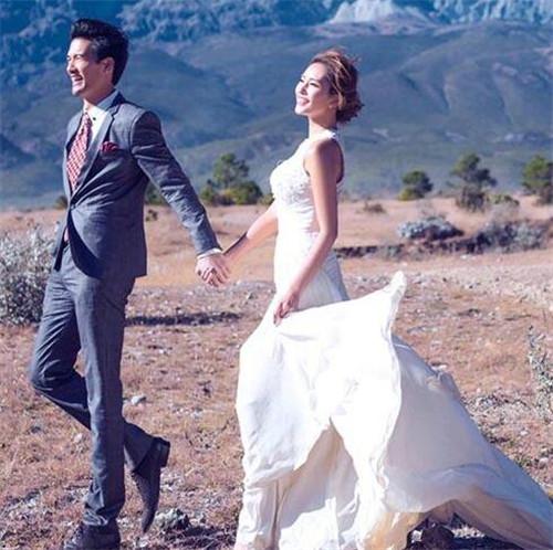 今年流行什么婚纱照 2017年7种婚纱照流行风格推荐